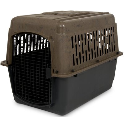 Portable Dog Crate/Carrier Size: (30 H X 27 W X 40 L)