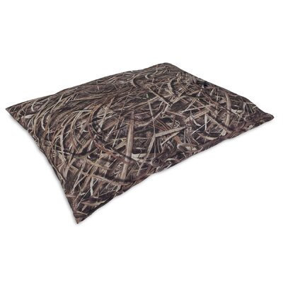 Mossy Oak Dog Pillow Bed