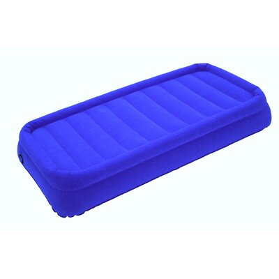 Kids 14 Air Mattress Color: Blue