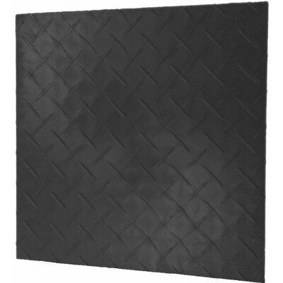 Racedeck� Diamond Flooring (Set of 2) Color: Black