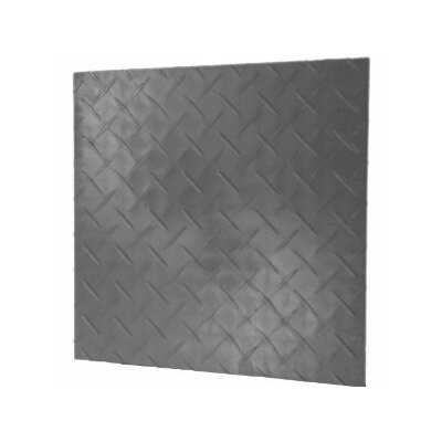 Racedeck� Diamond Flooring (Set of 2) Color: Graphite