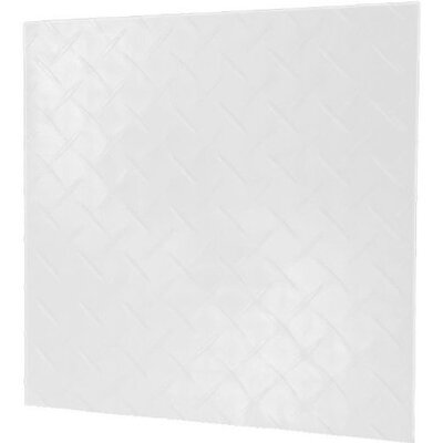 Racedeck� Diamond Flooring (Set of 2) Color: White