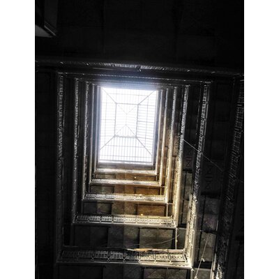 Architecture The Shining by Jordan Carlyle Photographic Print Size: 20