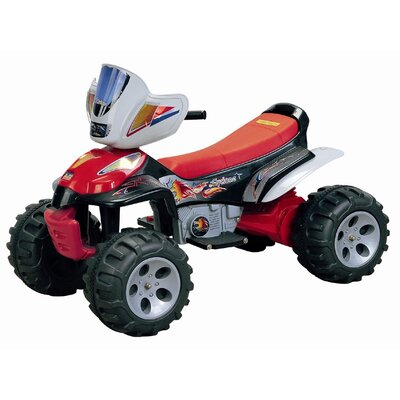 Happy Rider 6 Volt Battery Trail Master ATV Motorcycle at Sears.com