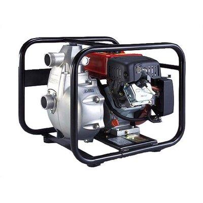 116 GPM High Pressure Pump with Honda Engine