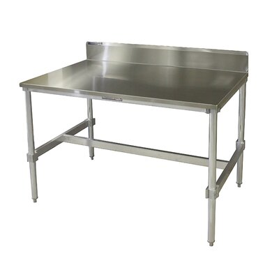 Prep Table Size: 34 inch H x 24 inch W x 30 inch D
