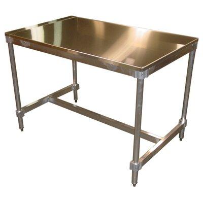 Prep Table Size: 34 H x 48 W x 30 D