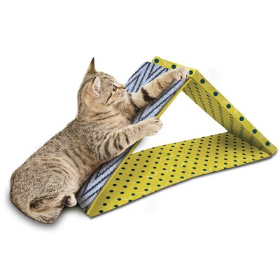 Phoenix 2 in 1 Dual Incline Cat Scratching Board