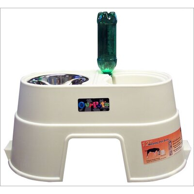 Store-N-Feed Jr. Pet Feeder