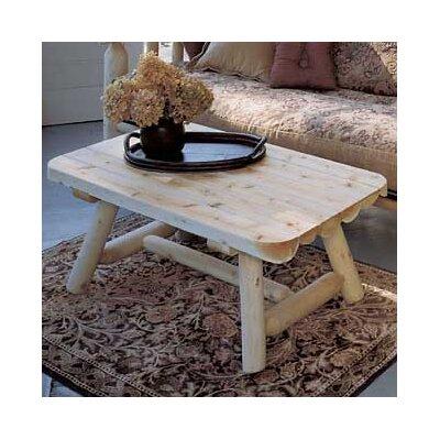 Rustic Cedar Rectangular Coffee Table at Sears.com