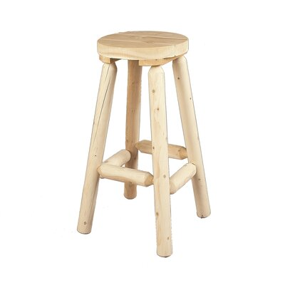 30.5 Bar Stool Finish: Natural