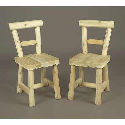 Cedar Solid Wood Dining Chair