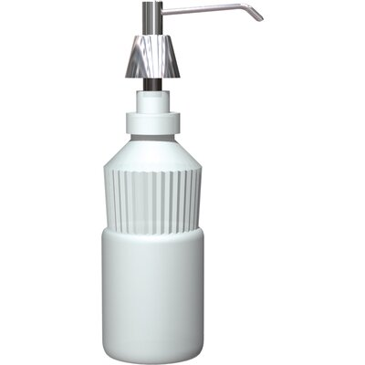Lavatory Mounted All-Purpose Soap Dispenser