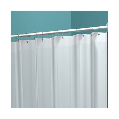 Vinyl Shower Curtain Dimensions: 42 x 72