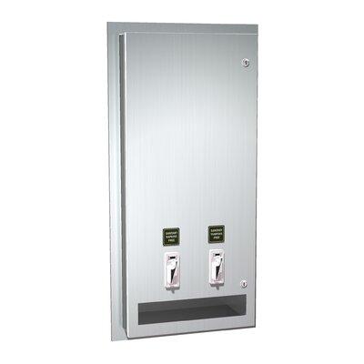 Napkin/Tampon Vendor Dispenser