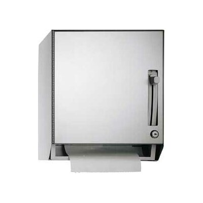 Roll Surface Mounted Paper Towel Dispenser