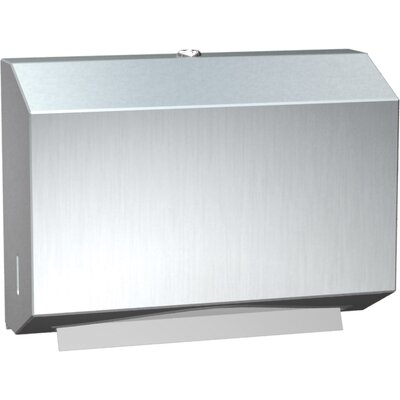 Traditional Surface Mount Petite Paper Towel Dispenser