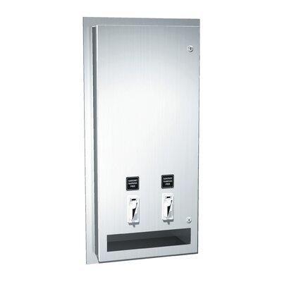 Napkin/Tampon Vendor Dispenser 10-0464-25