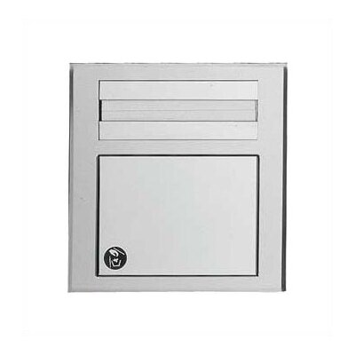 Traditional Countertop Paper Towel Dispenser and Waste Receptacle