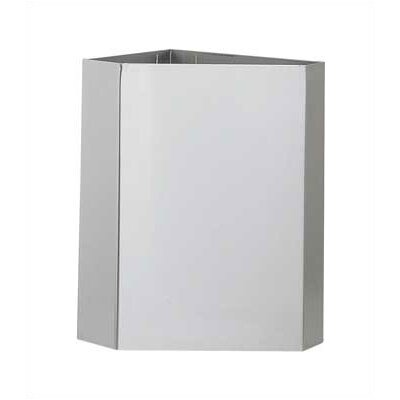 Traditional Corner Waste Receptacle