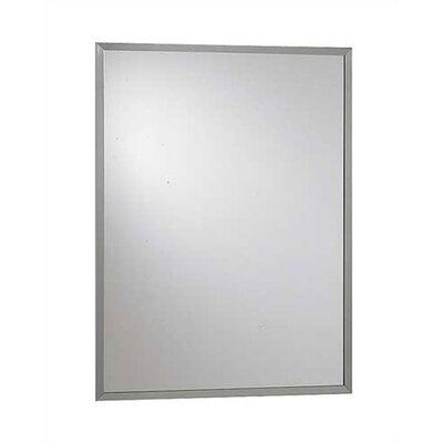 Chan-lok Angle Frame Wall Mirror Reflective Surface: Plate Glass