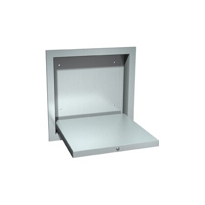 Front Mounting Retractable Shower Seat