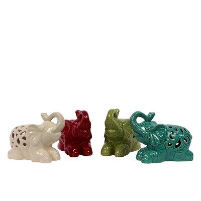 Ceramic Elephant Assortment 10874-AST