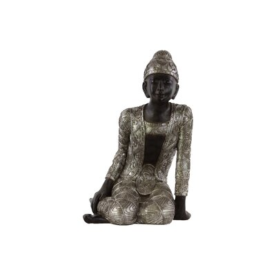 Resin Buddha Decoration Figurine 73121