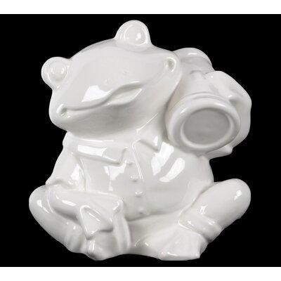 Sitting Frog Figurine 39727