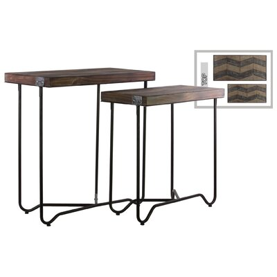 Salvatore 2 Piece Nesting Tables