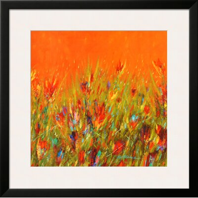 'Celebration II' by Gary Max Collins Framed Painting Print 10202399
