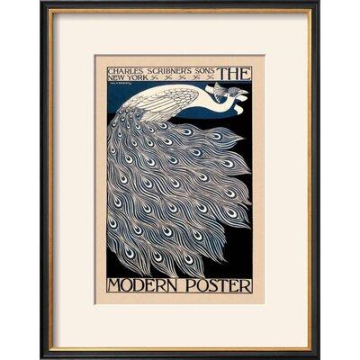 'The Modern Poster' Framed Graphic Art Print 15143899