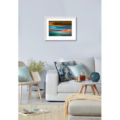 A River Runs Through It' Framed Graphic Art Print 15204922