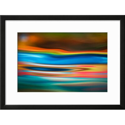 A River Runs Through It' Framed Graphic Art Print 5FBC16398E474251930399B29187FC4C