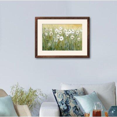 'Daisy Spring I' Framed Print 15200218