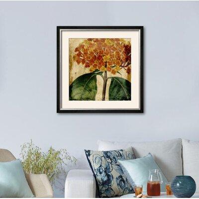 'Vibrant Floral I' Framed Print 15199933