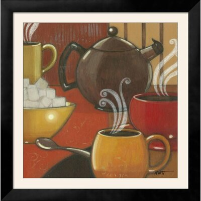 'Another Cup I' Framed Print 77DC56D48BBB44048660F396FA4D672A