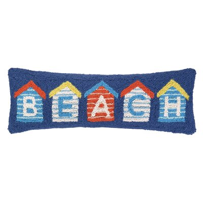 Nautical Hook Beach House Lumbar Pillow