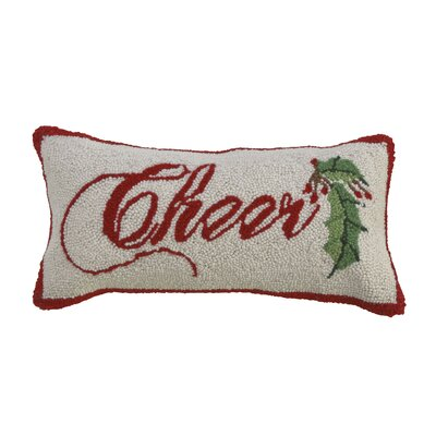 Cheer Hook Lumbar Pillow