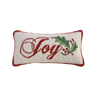Joy Hook Lumbar Pillow