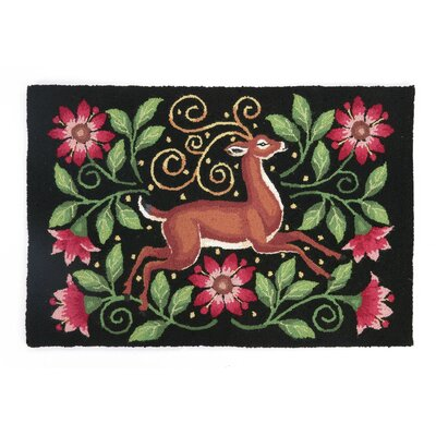 Deer Hook Area Rug