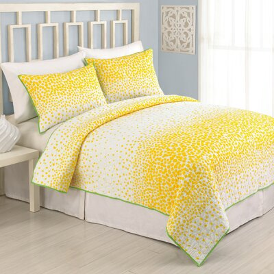 Modern Heirloom Everleigh Cotton Quilt Size: King