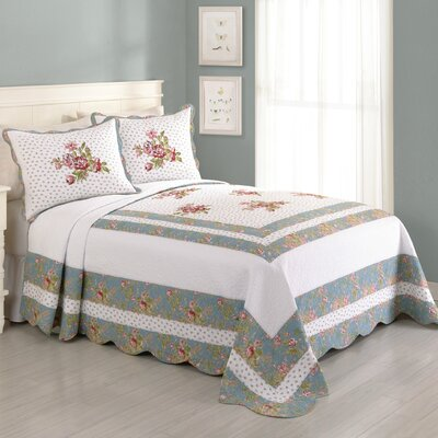 Modern Heirloom Loretta Bedspread Collection