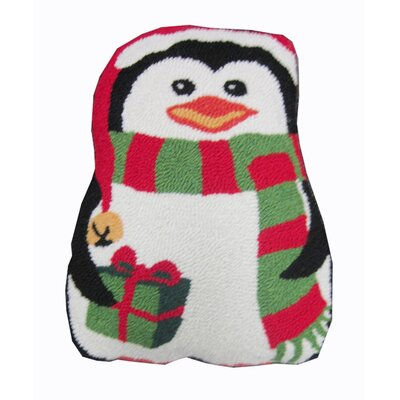 Penguin Shaped Hook Pillow