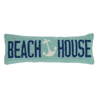 Beach House Wool Lumbar Pillow