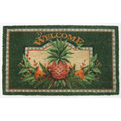Pinapple Coir Doormat