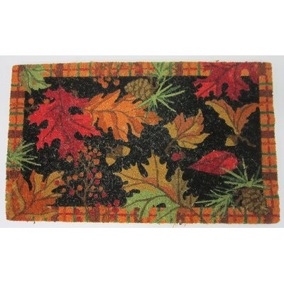 Fall Festival Coir Doormat