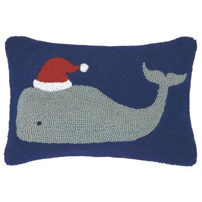 Holiday Kids Wool Lumbar Pillow