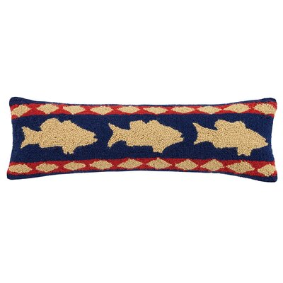 Bass Lodge 100% Cotton Lumbar Pillow