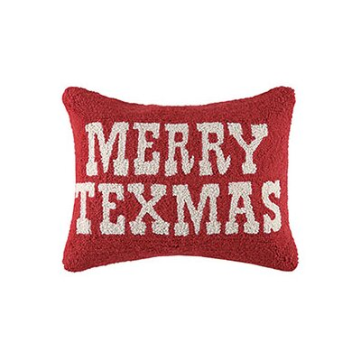 Merry Texmas Lumbar Pillow
